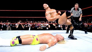 6 Wrestling Finishers That Were Discovered By Accident