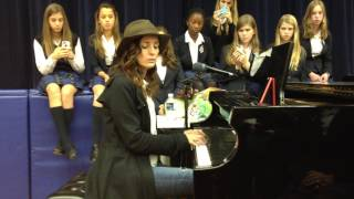 Chantal Kreviazuk - Surrounded live at HNMCS