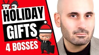 5 Best Holiday Gifts For Your Boss