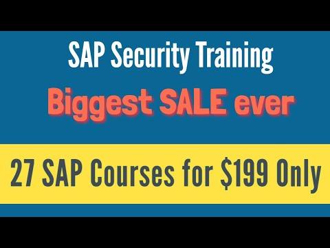 SAP Basis Training - Complete SAP Basis Course - Expert Level ...