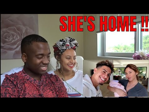 BRINGING HER HOME!!!ACE FAMILY REACTION