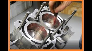 Very Relaxed Engine build  l Satisfying l Mechanic l Art l Subi-Performance