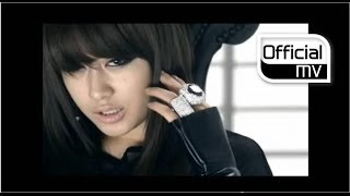 T-ARA - Because You're So Crazy (あなたのせいで狂いそう)
