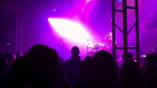 "Anna Calvi - ""First We Kiss"" @ Troubadour, West Hollywood on 6/7/11"