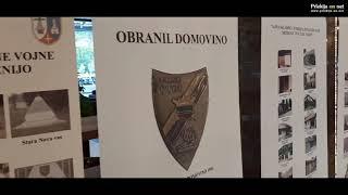 Razstavi o dogodkih pred in med osamosvojitveno vojno za Slovenijo