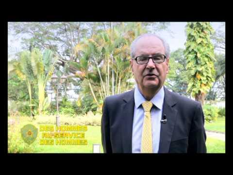 L'Union européenne appuie la réforme de la Police nationale congolaise