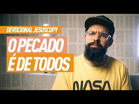 O PECADO É DE TODOS - Douglas Gonçalves