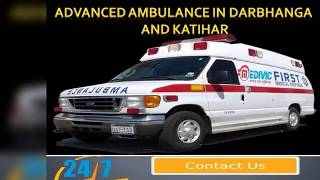 Gain Supercilious Life Saver Ambulance in Darbhanga by Medivic