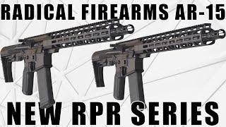 "Radical Firearms AR15 16"" HBAR, 7.62x39, 15"" RPR Rail - FR16-7.62x39HBAR-15RPR"
