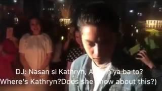 Daniel Padilla's Surprise Birthday Party. 🎊Si Kathryn agad ang unang hinanap 😂🎈🎉
