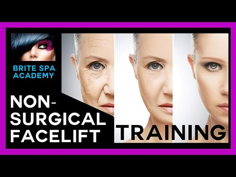 Best Beauty Courses 2021/ Non Surgical Facelift Training ...