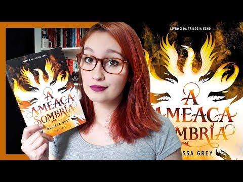 A Ameaça Sombria (Melissa Grey) | Resenhando Sonhos