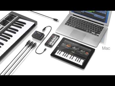 IK Multimedia iRig MIDI 2 (USB, Lightning)