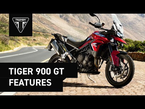 2021 Triumph Tiger 900 GT in Goshen, New York - Video 1