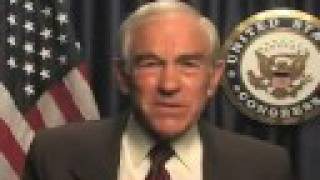 Ron Paul on the  Global Financial Crisis