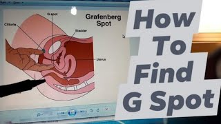 G SPOT  HOW TO FIND G SPOT  G SPOT LOCATION  FEMALE ORGazM
