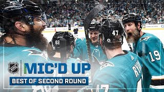Best of Mic'd Up - Second Round of the 2019 Stanley Cup Playoffs