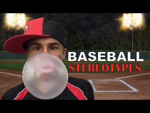 Baseball Stereotypes (Inspired by Dude Perfect) (видео)