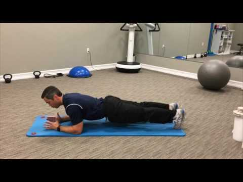 Front & Side Planks