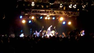 E.town Concrete - Baptism Live @ Starland Ballroom Jan 8, 2011