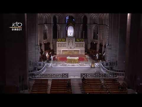 Prière du Milieu du jour du 27 janvier 2021 des Bénédictines du Sacré-Coeur de Montmartre