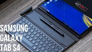 Samsung Galaxy Tab S4: The Review
