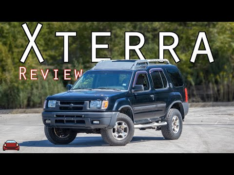 2001 Nissan Xterra SE Review - Everything You Need, Nothing That You Don't