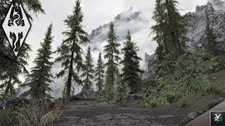NATURAL AND ATMOSPHERIC TAMRIEL: Graphical Mod!- Xbox Modded Skyrim Mod Showcase