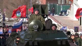 В Хабаровском крае почтили память воинов-интернационалистов