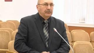 Сегодня состоялось внеочередное заседание Думы Великого Новгорода
