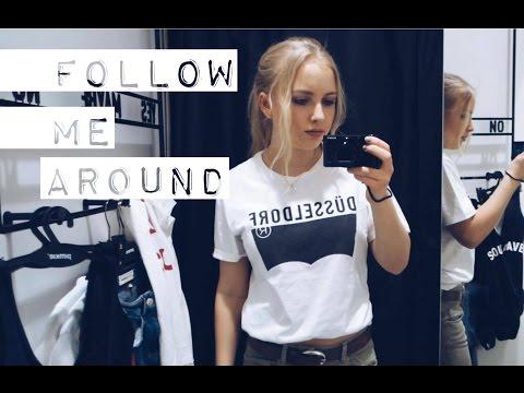 Follow me around & ÜBERRASCHUNGSPAKET ! | by Johanna Liana