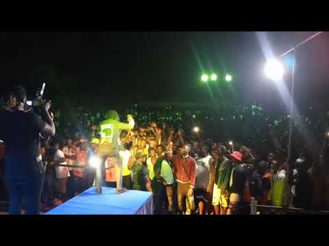 St Mercy Killing it at PlayBobo Concert with DJ Kaywise & Mr 2kay