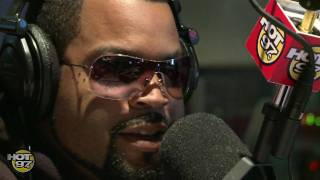 ICE CUBE ON THE ANGIE MARTINEZ SHOW 2/26/10