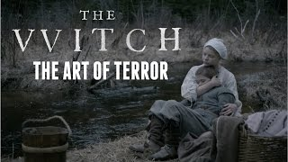 THE WITCH - The Art of Terror