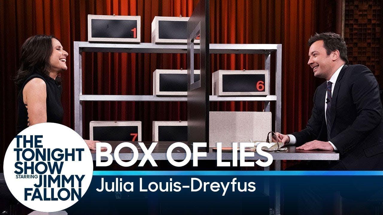 Box of Lies with Julia Louis-Dreyfus thumbnail