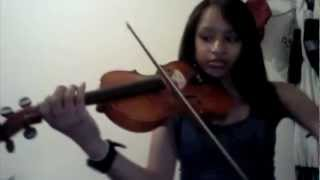 Frank Ocean   Thinking About You Violin Cover