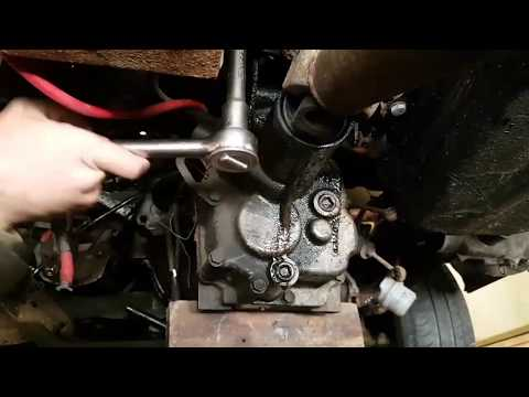 Фото к видео: Suzuki carry f10a turbo engine disconnection timelapse PART1