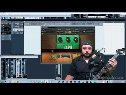 One Man Metal Band • Part 2 Importing the Drums Into Cubase and Setting Up Guitars @RogerBeaujard