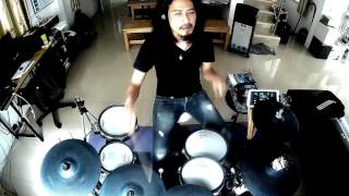 James Blunt - So Long Jimmy (Electric Drum cover by Neung)