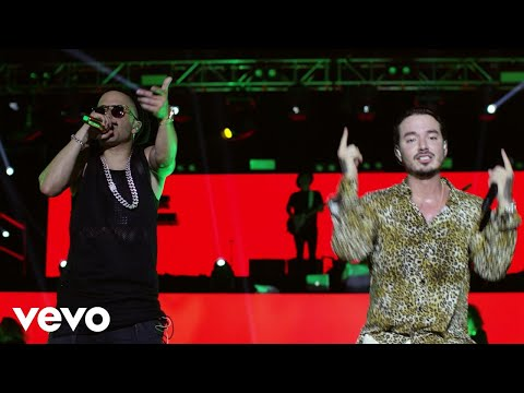 Acercate (Live) [Feat. Yandel]