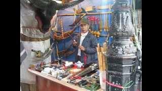 preview picture of video 'nghe nhan thoi sao sapa.AVI'