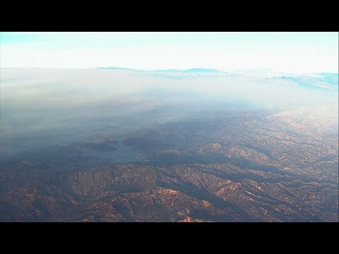 Resurgent Thomas Fire burns 360 square miles | ABC7