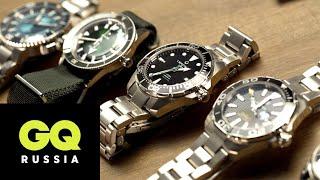 Пять моделей часов до 200 тысяч рублей