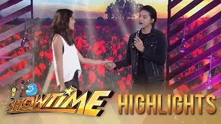 It's Showtime: KathNiel gives a heart-fluttering performance on It's Showtime!