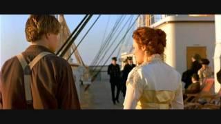 Titanic (Rose And Jack) I'm Alive   Celine Dion