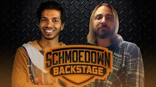 Schmoedown Backstage #48: The Coyote Goes 6-0 + Chandru Previews Upcoming IG Title Match by Schmoes Know