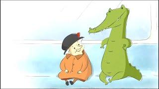 Бабушка с крокодилом - Добрые мультики для детей от студии Союзмультфильм 2016