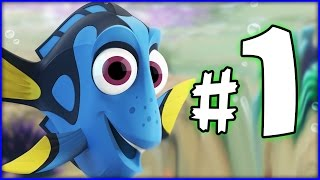 DISNEY INFINITY 3.0 - Finding Dory Playset - Part 1