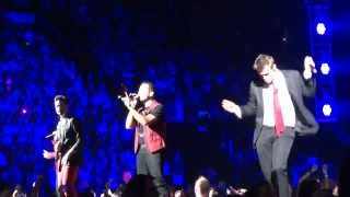 Love Somebody - Backstreet Boys - In A World Like This Tour - Montreal - 2013-08-06