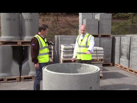 Rudridge Tutorial Video - Milton Precast Concrete Chamber Ring